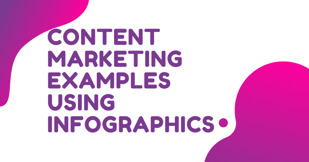 content marketing examples using infographics