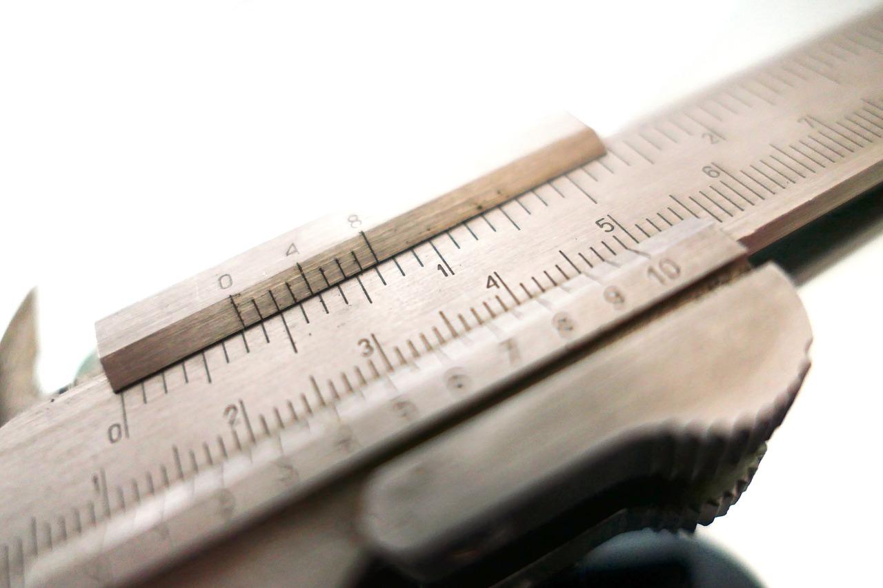 Identify the metrics